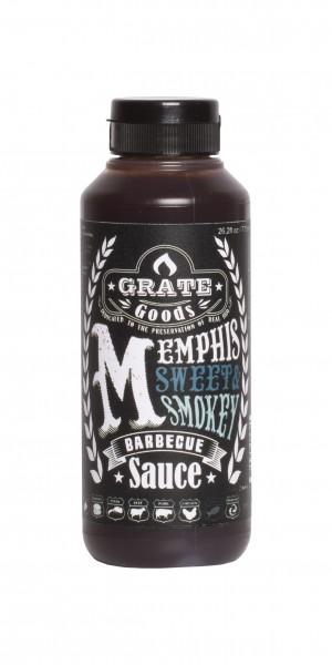 Memphis Sweet & Smokey Barbecue Sauce 265 Ml