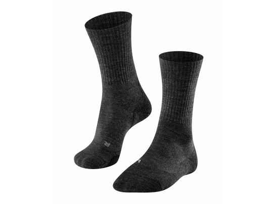 Falke TK2 Wool - Zwart