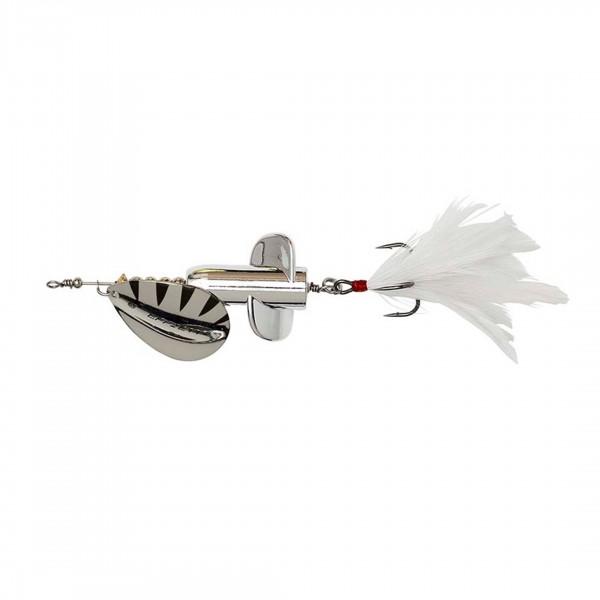 Effzett Rattlin' Spinner Size 5 11Cm 18G Silver/Blue