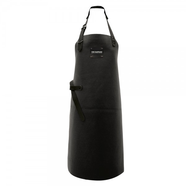 Long Apron Kansas Schort - Black
