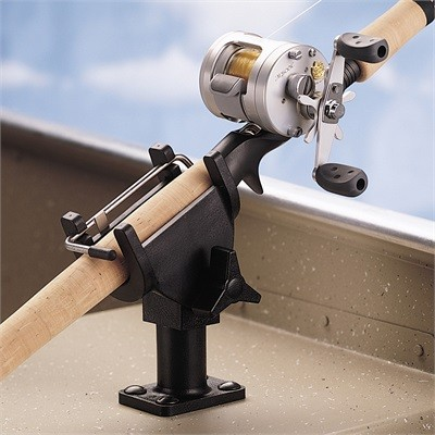 Quick Set Rod Holder