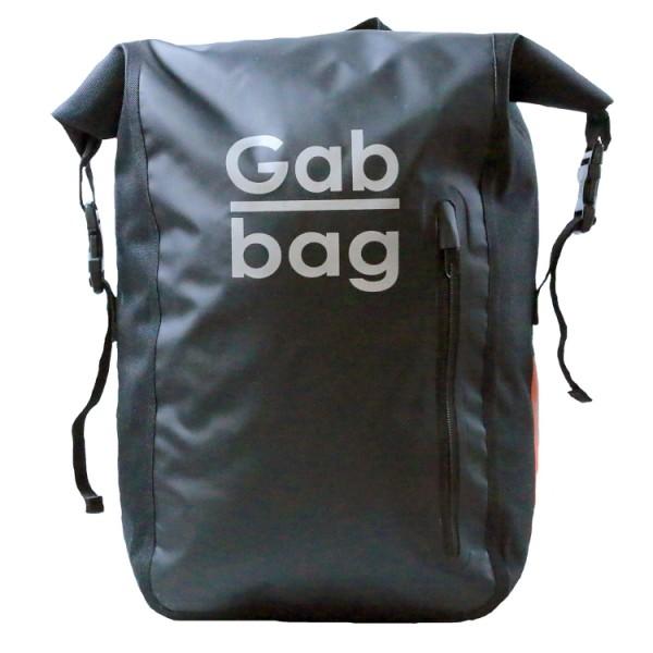 Gabbag Reflecterende Rugtas 35L - Zwart