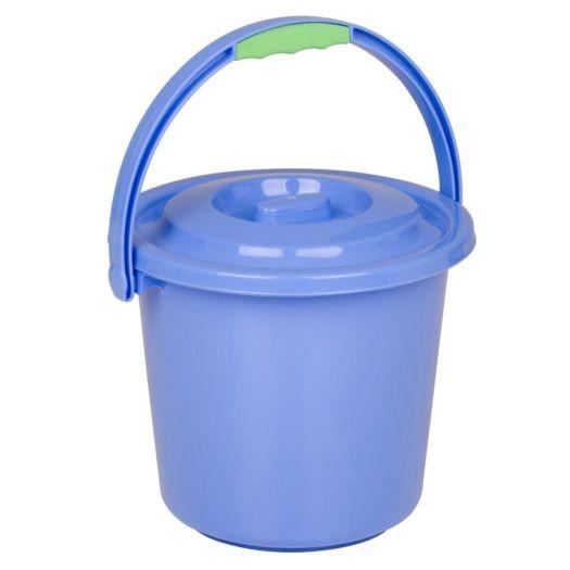 Toilet Emmer 5 Liter - Blauw