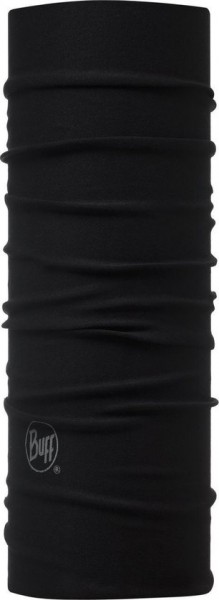 Buff Original Jr Solid Black Kids Nekwarmer