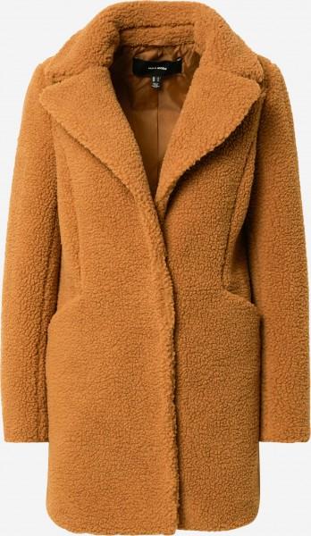 Vero Moda Jacket Donna Teddy 3/4 - Tobacco Brown