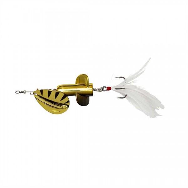 Effzett Rattlin' Spinner Size 5 11Cm 18G Gold