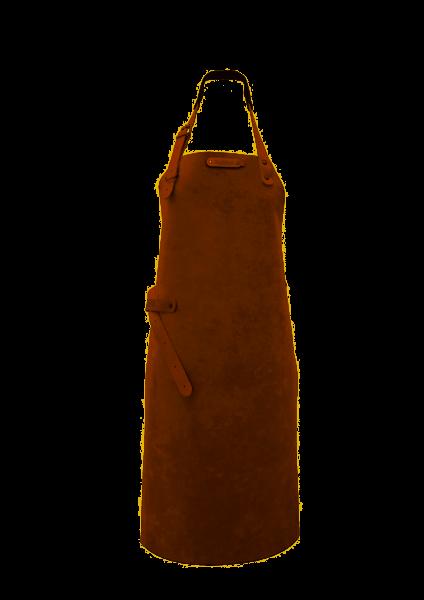 Long Apron Utah Xl Schort - Rust