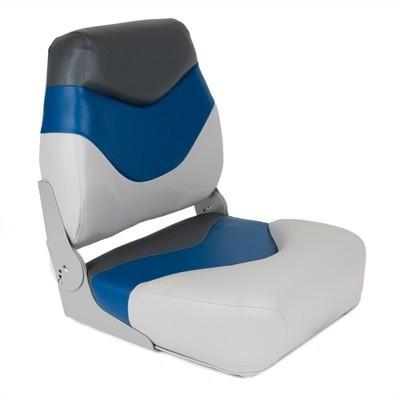 Bootstoel-vouwbaar-grijs-blauw-zwart