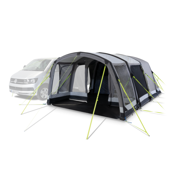 Kampa Touring Classic Air Drive-Away VW L/H Tunnel