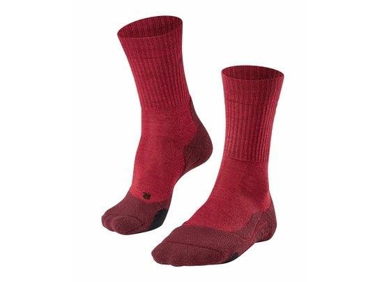 Falke TK2 Wool - Rood